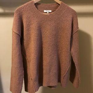 Madewell Slightly Oversized Sweater